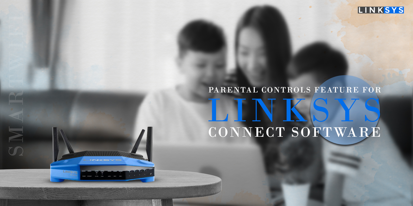Linksys connect software